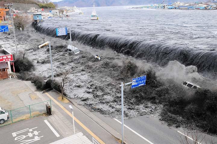 Tsunami de Japón de 2011