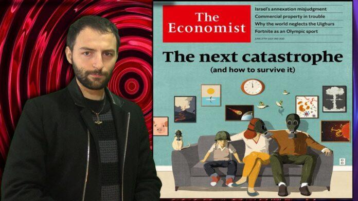 the economist y la nueva portada