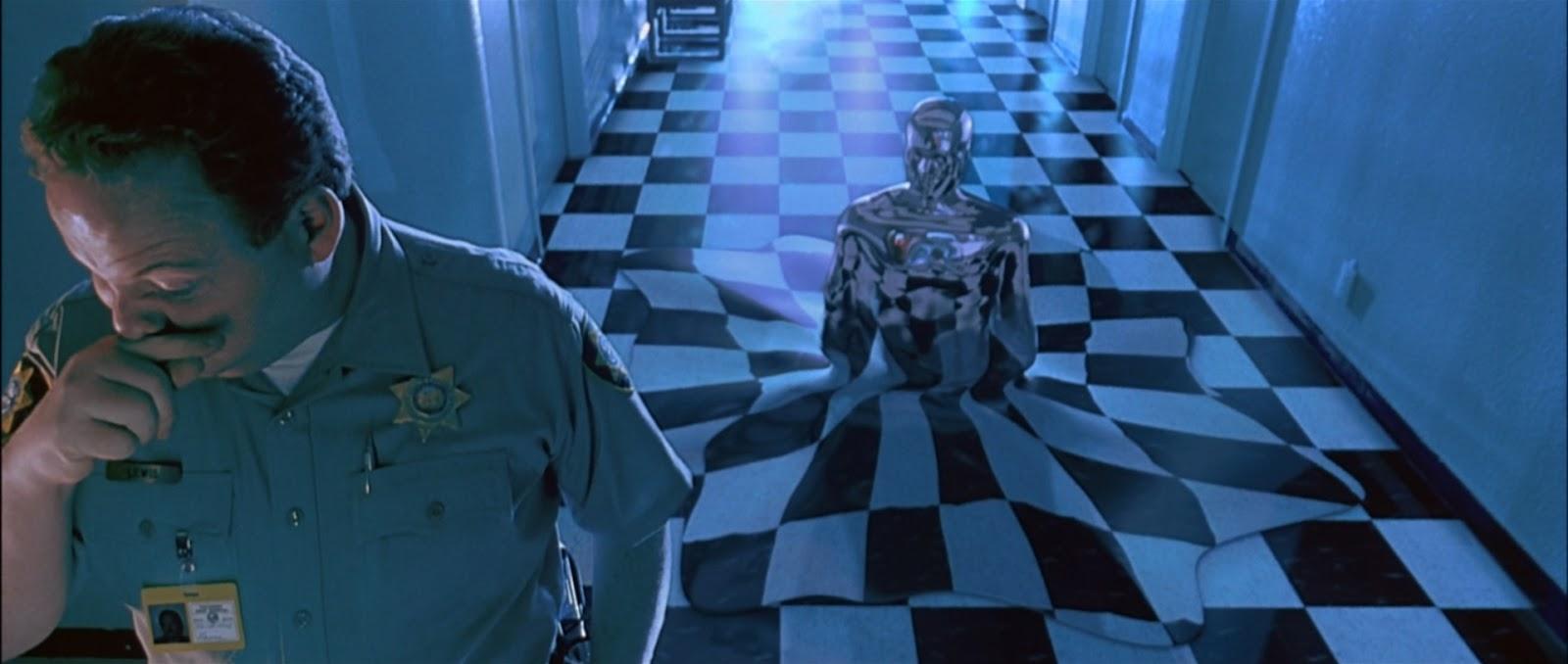 Científicos logran crear gotas de metal líquido que pueden moverse como el T-1000