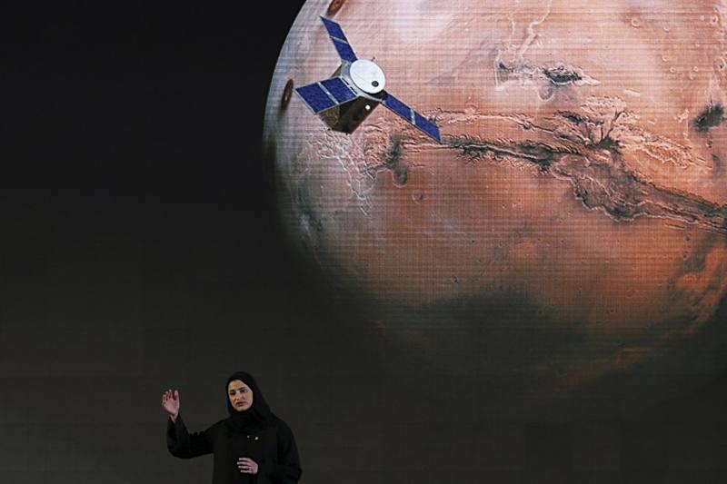 EE.UU., China y EAU enviarán naves no tripuladas a Marte desde esta semana