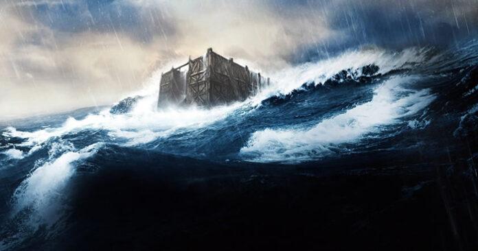 esta es la descripcion mas antigua de la gran inundacion y es anterior a la biblia