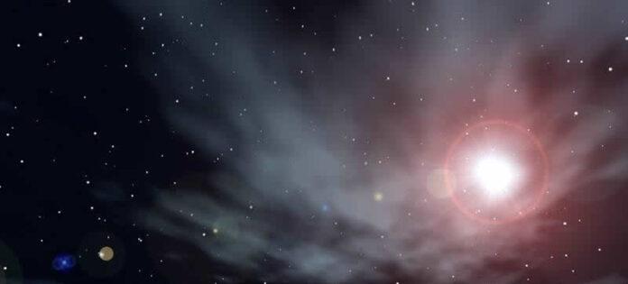 explosion termonuclear lanza una extrana estrella a traves de la galaxia