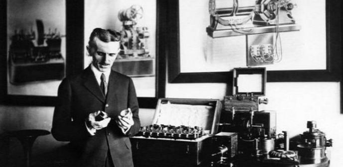 extraterrestres ayudaron a tesla a inventar la primera maquina antigravedad