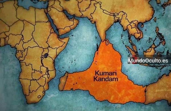 kumari kandam el continente perdido y su conexion con lemuria