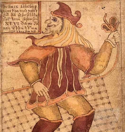 loki el malicioso dios cambiaformas de la mitologia nordica