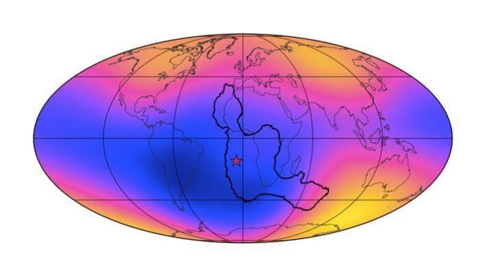 polos magneticos de la tierra a punto de cambiar anomalia podria indicarlo