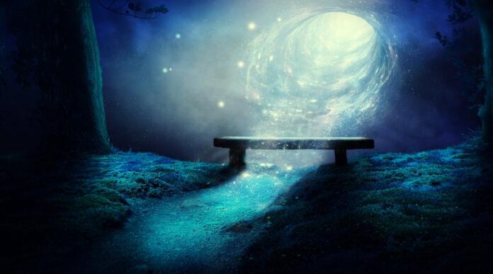 portales dimensionales acceso de entidades negativas a nuestro mundo