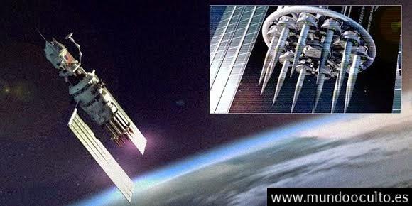 proyecto thor los satelites de bombardeo cinetico
