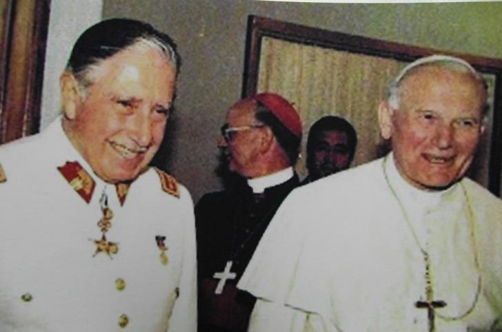 Wikileaks revela que el Vaticano colaboró con EE.UU apoyando el golpe dePinochet