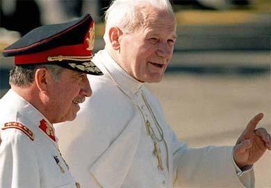 wikileaks revela que el vaticano colaboro con ee uu apoyando el golpe de pinochet