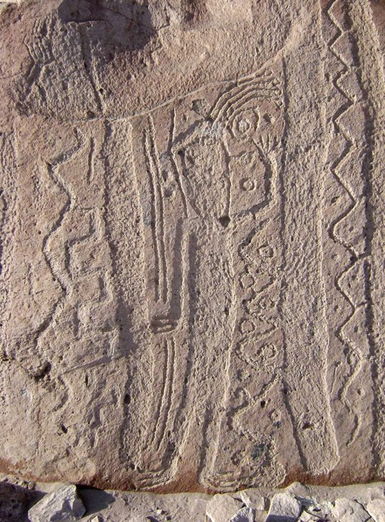 alienigenas en el antiguo peru misteriosos petroglifos de toro muerto
