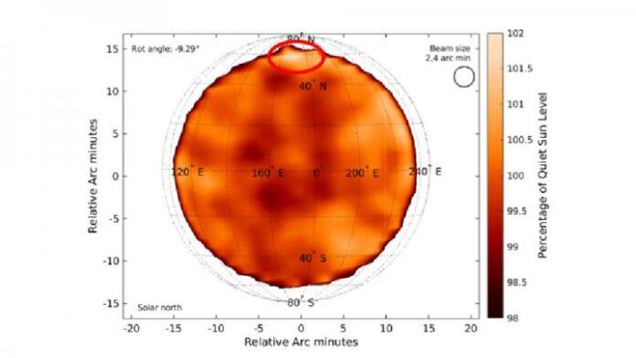 cientificos detectan un comportamiento inexplicable en el sol