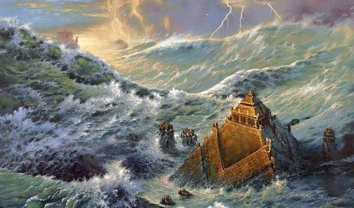 diluvio universal leyendas africanas y oceanicas