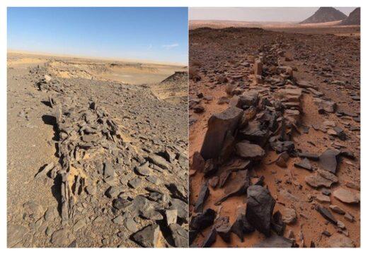 el misterio de las estructuras de piedra de 7 000 anos descubiertas en arabia saudita
