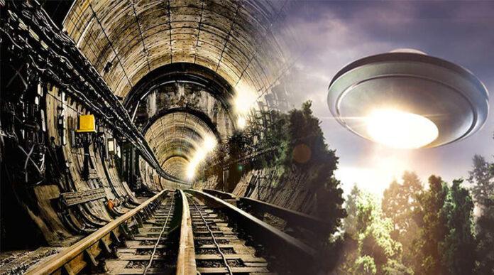 hay mas de 1400 bases alienigenas subterraneas en todo el mundo