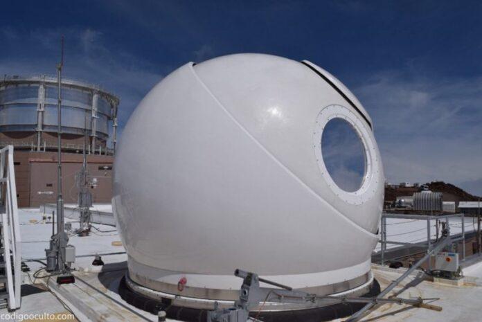 instalacion de nasa transmitira mensajes al espacio por medio de laser