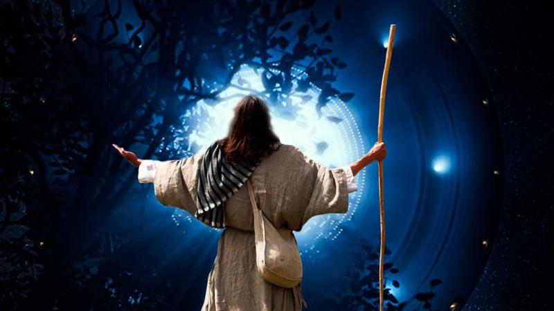 Jesucristo fue una poderosa entidad proveniente de otro mundo