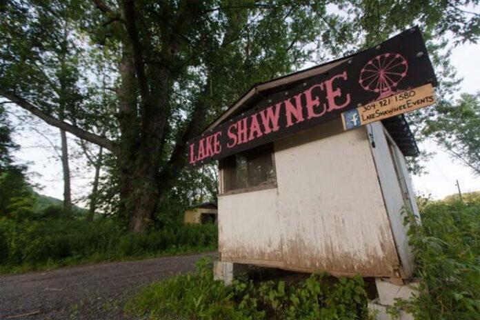 lake shawnee parque de diversiones maldito y escenario de historias terrorificas