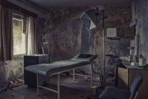 los demonios del hospital haunted tooele