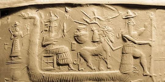 los primeros inmortales de la historia hombres de sumeria del genesis biblico y mas
