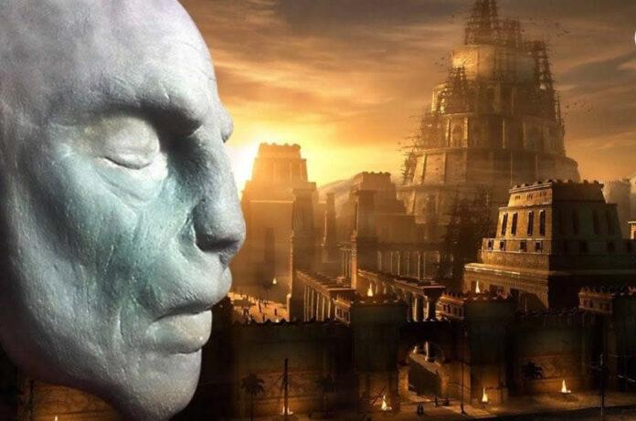 que mision tenian los reyes inmortales que bajaron del cielo a sumeria