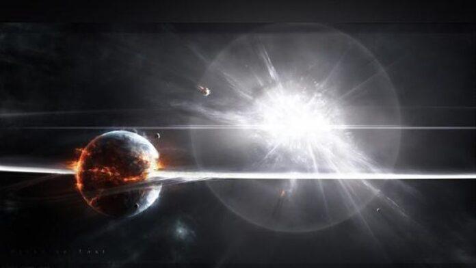 revelan que la tierra podria estar dentro de una nube remanente de supernova