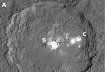 se revelan los secretos de un extrano mundo en el cinturon de asteroides