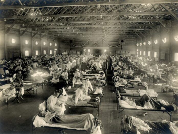 una vacuna experimental militar en 1918 mato a 50 100 millones de personas acusadas de gripe espanola