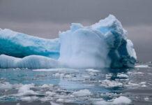 derretimiento del hielo antartico se muestra irreversible incluso si cumplimos los objetivos climaticos