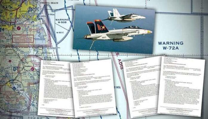 desclasifican nuevos documentos encuentros ovni con pilotos