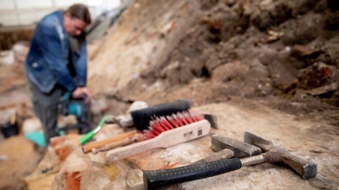 descubren enterramientos de gigantes de la epoca bizantina en crimea