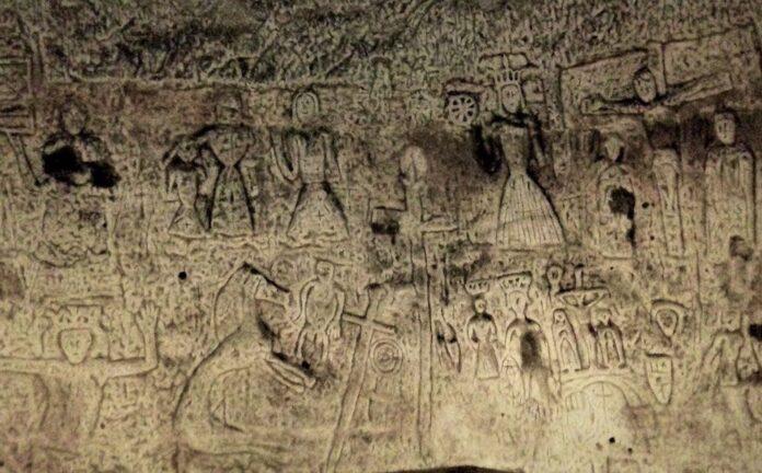 el misterio de la cueva templaria de roystone