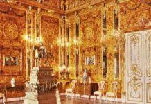 el misterio del salon de ambar que los nazis robaron a la urss