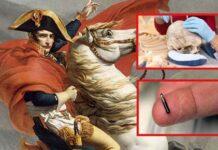 el misterioso microchip extraterrestre hallado en el craneo de napoleon bonaparte