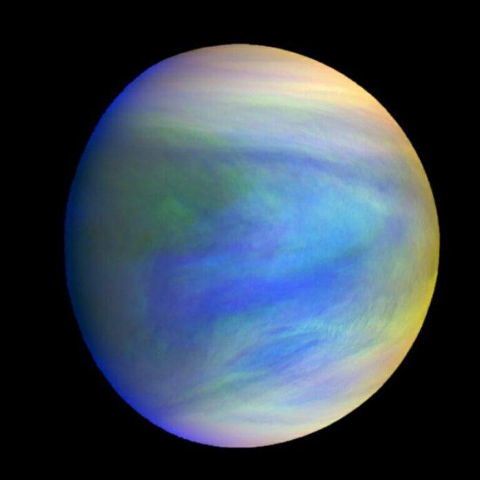 existencia de vida es posible en la atmosfera de venus revela investigacion cientifica