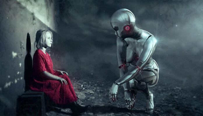 extraterrestres robots los verdaderos visitantes de la tierra