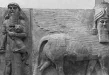gilgamesh enkidu y su visita al inframundo narrada en una tablilla sumeria
