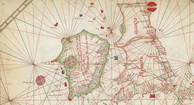 Hy-Brasil, misteriosa isla fantasma que albergó una civilización avanzada