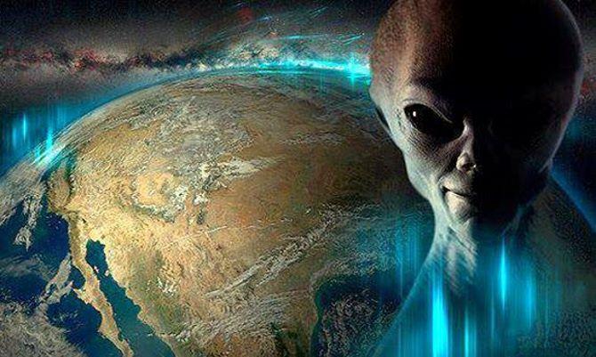 la manipulacion e intervencion de algunas razas alienigenas para la formacion de la tierra