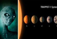 los planetas trappist 1 son habitables para los extraterrestres