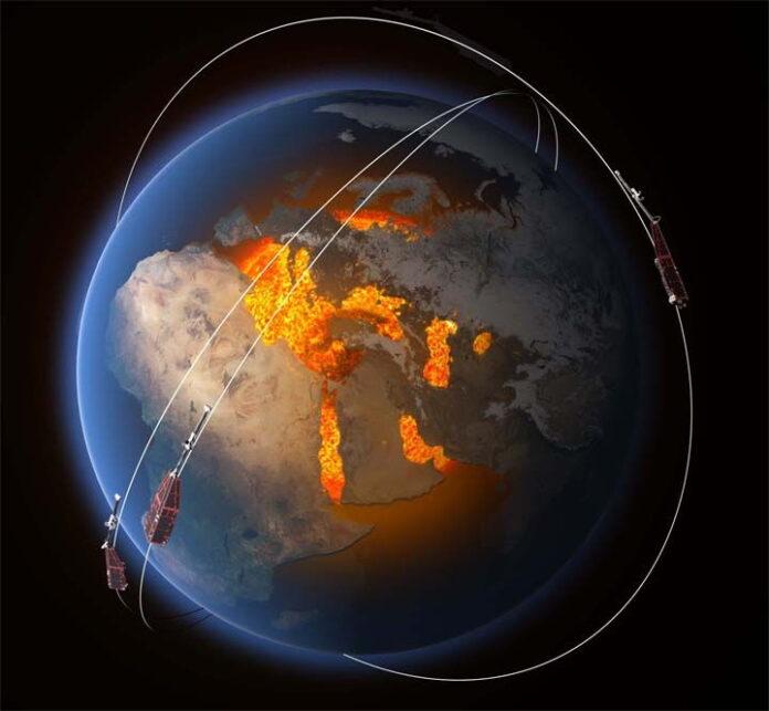 misteriosa anomalia agrieta el escudo magnetico de la tierra y podria partirse en dos