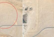 misteriosas estructuras gigantescas descubiertas cerca de las piramides de egipto