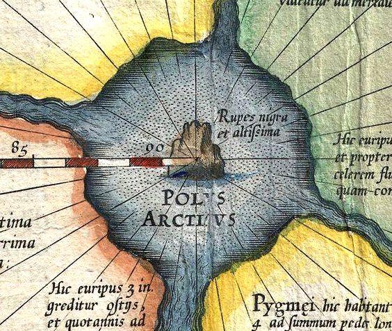 «Montaña Negra» en el Ártico: un portal a mundos paralelos
