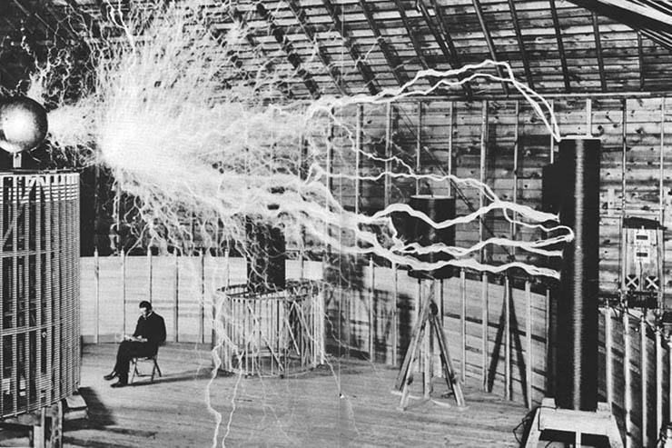 tesla extraterrestre de venus - Un nuevo documento desclasificado del FBI afirma que Nikola Tesla era un extraterrestre de Venus