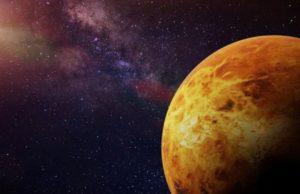 posible signo de vida encontrado en la atmosfera de venus