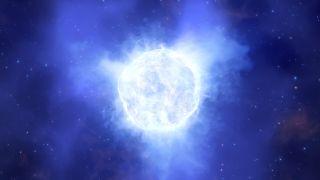 una estrella monstruo 2 millones de veces mas brillante que el sol desaparece sin dejar rastro