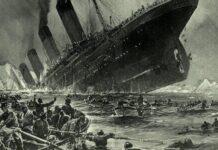 una llamarada solar causo el desastre del titanic