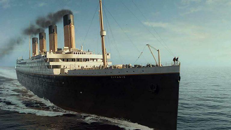 ¿Fue el Titanic hundido por una poderosa tormenta solar?