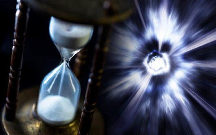 viajes en el tiempo ya esta sucediendo pero necesitamos movernos mas rapido