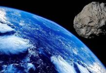 vida de la tierra pudo haber viajado a venus en un asteroide que rozo el cielo